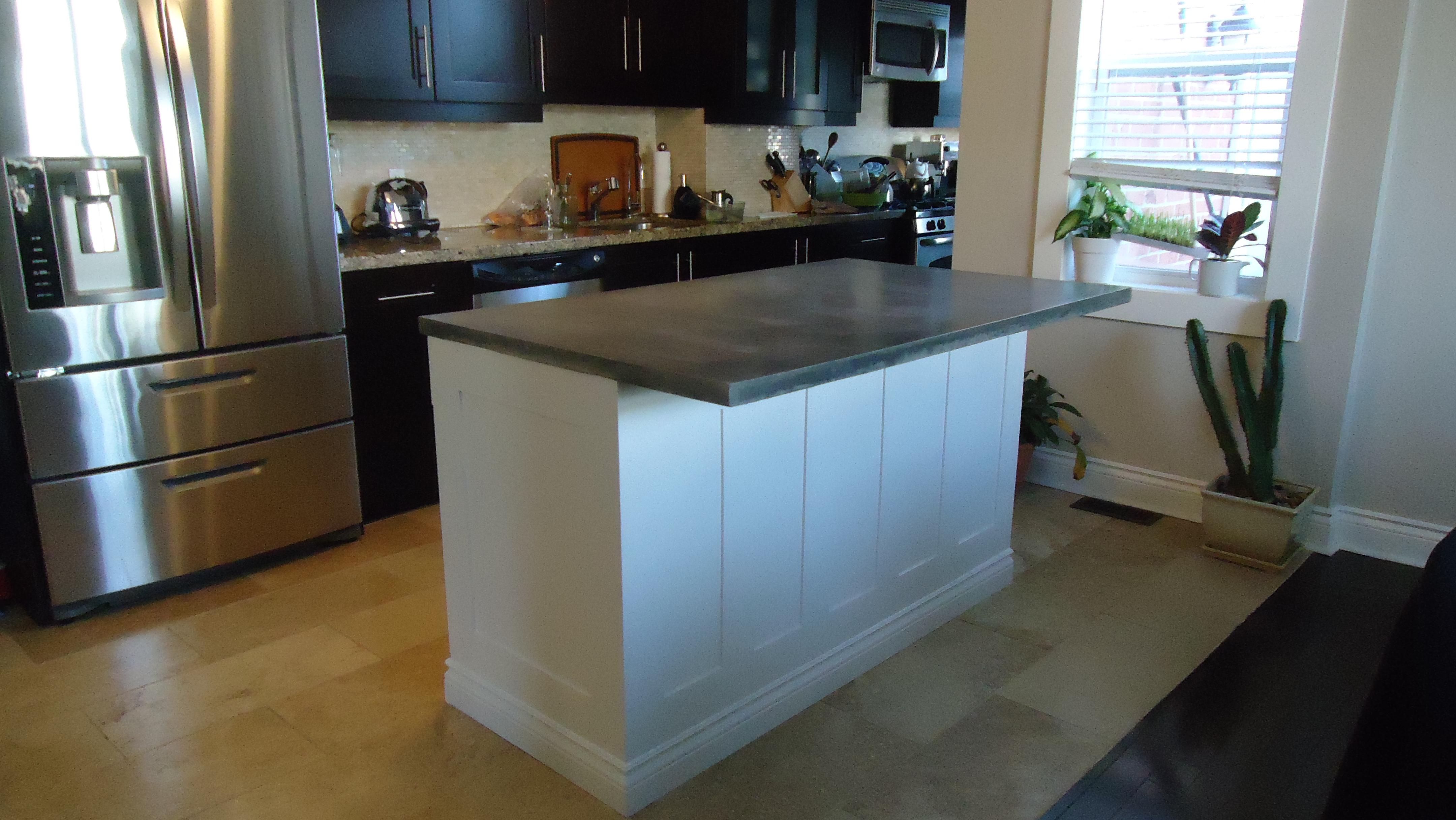 Build Granite Overhang Images