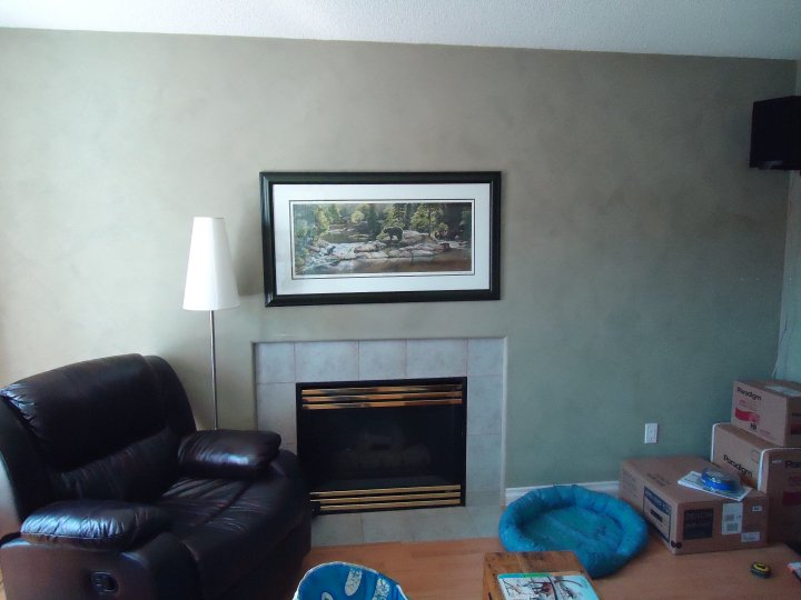 My favourite fireplace makeover (1/6)