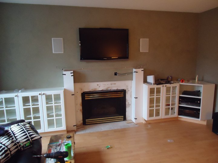 My favourite fireplace makeover (3/6)