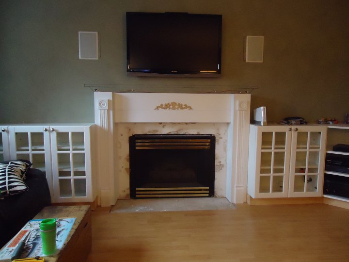My favourite fireplace makeover (4/6)